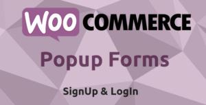Картинка статьи: WooCommerce Popup LogIn & SignUp