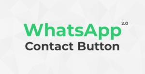 Картинка статьи: WhatsApp Contact Button 2.0